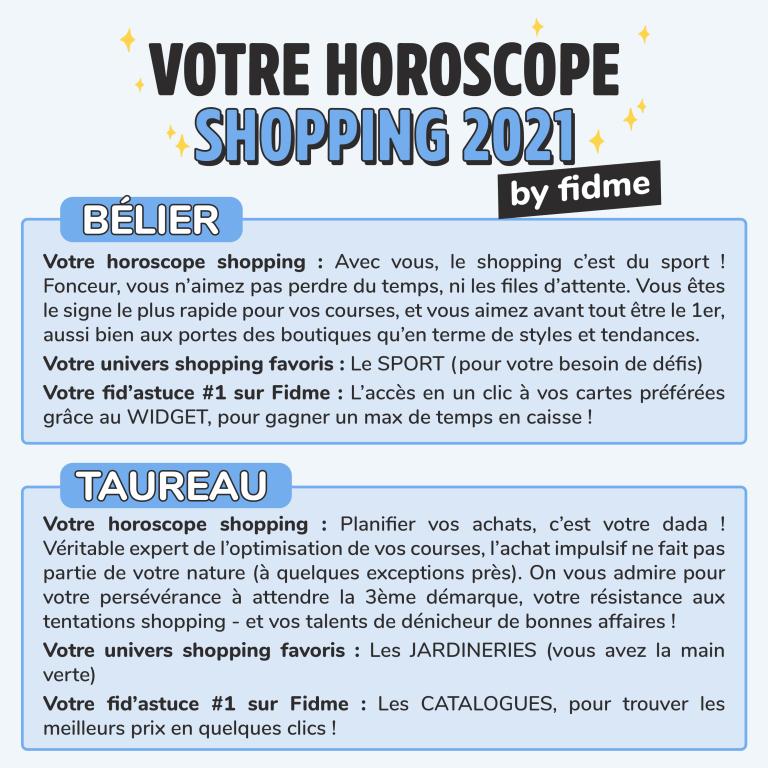 1HOROSCOPE SHOPPING FIDME_BELIER_TAUREAU